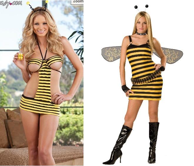 Bumblebee Halloween Costume